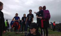 Pro Event Dolls raise an amazing £1017 completing the Yorkshire Three Peaks
