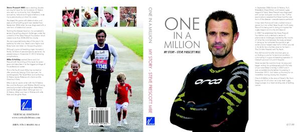 Steve Prescott's Autobiography available for pre-order