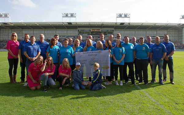 Spectrum Kilimanjaro Challenge 2015 Teams unveiled for world record attempt