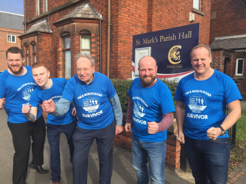 GPW Recruitment St Helens 10k Run Volunteers offer refreshments and support