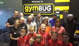 gymBUG support the St Helens 10k Run 2017