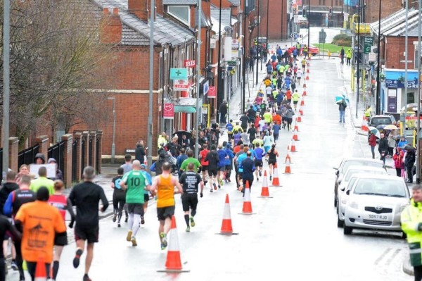 GPW Recruitment St Helens 10k run 2019 great success