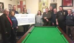 Rainford Labour Club Raises £3k in memory of John Fairclough