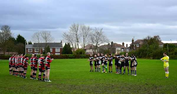 Simms Cross Rugby Match in Aid of the SPF