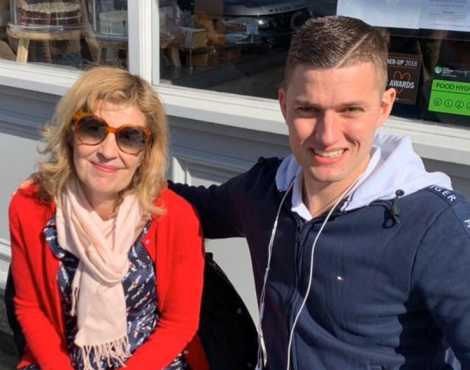James to honour mum's last wishes with epic Prescott cycle