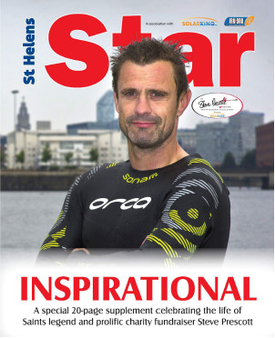 St Helens Star 20-page Supplement
