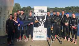 The Handepay St Helens Triathlon 2018 in association with the Steve Prescott Foundation