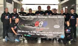 Paramount Digital Challenge Wembley 2019
