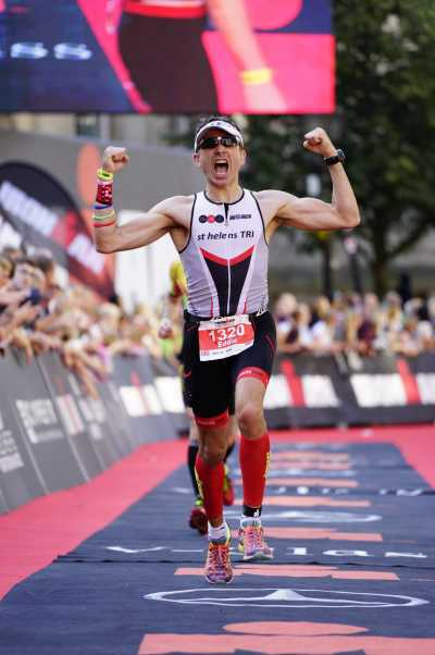 Ironman Eddie selected to represent GB at World Championships In Mexico